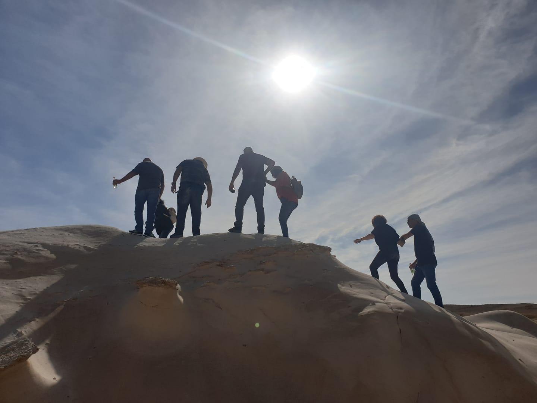 המדבר הנסתר של חבל ניצנה